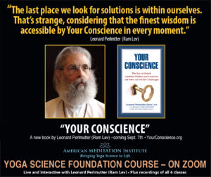 Your Conscience- The Finest Wisdom_American Meditation Institute