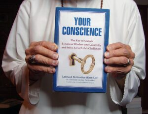 'Your Conscience' Book Cover