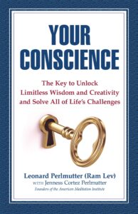 'Your Conscience' Book by Leonard Perlmutter (Ram Lev)